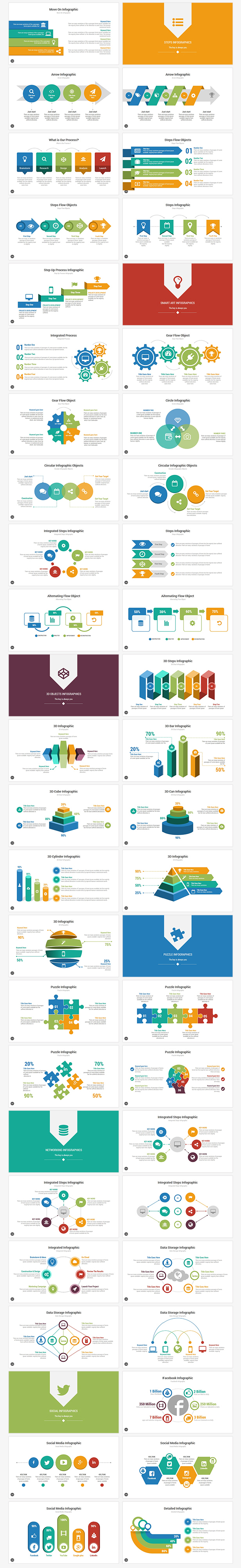 Gravity PowerPoint Presentation Template - 3