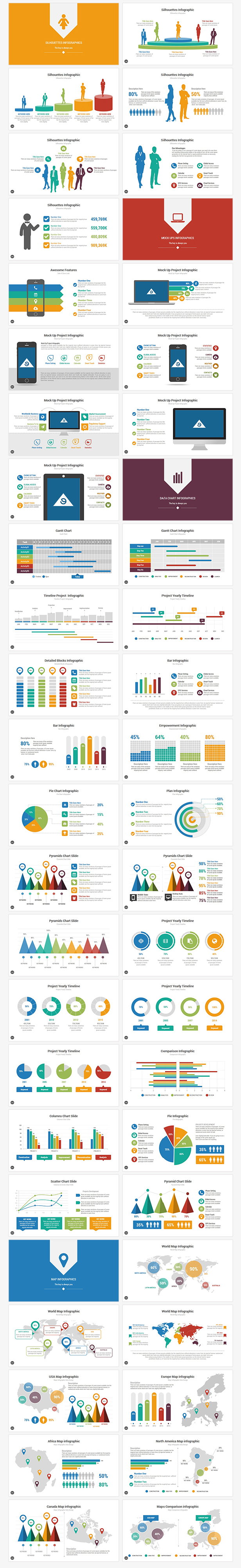 Gravity PowerPoint Presentation Template - 4
