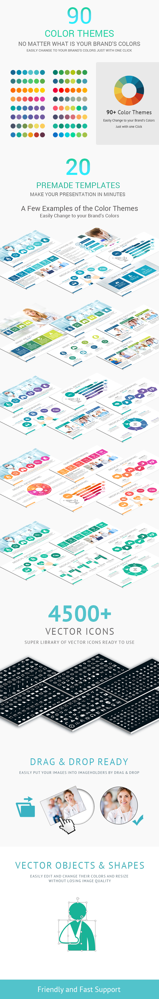 Medical and Healthcare 2 PowerPoint Presentation Template - 1
