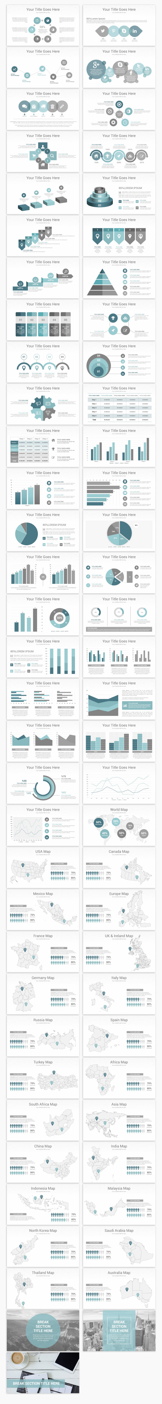 Pro Business PowerPoint Presentation Template - 2